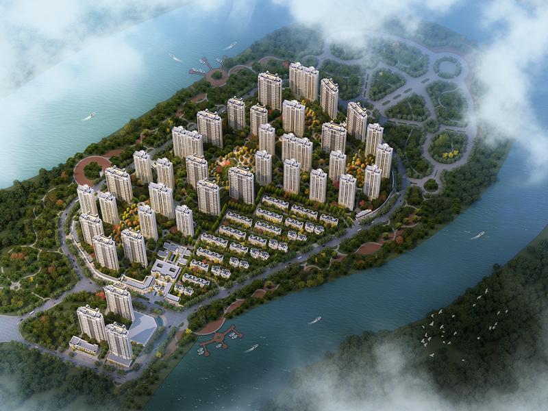 华毅半岛封面图