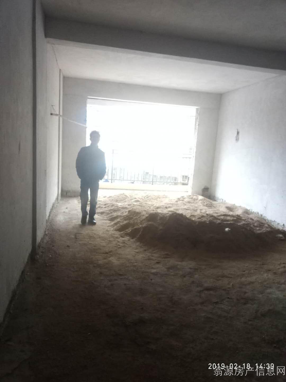 仙女市场附近有证电梯毛坯3房只售43.8万
