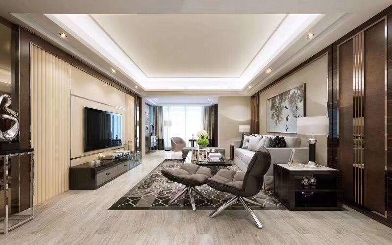 编号Xw4804出售:逸璟豪庭 7楼 140方 3房2 装修非常高档 全新装修