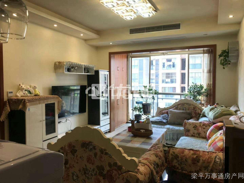 上海城精装修两房,78平米69.8万