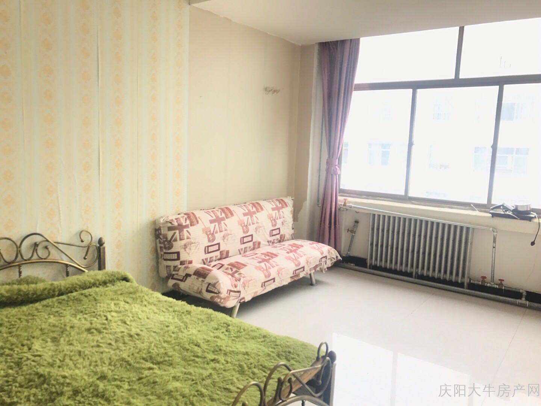 向阳附近一居室,带家具。