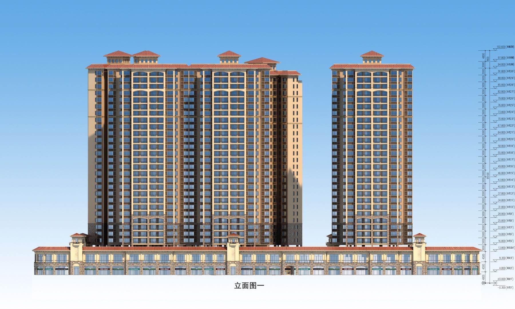 灵山·现代城封面图