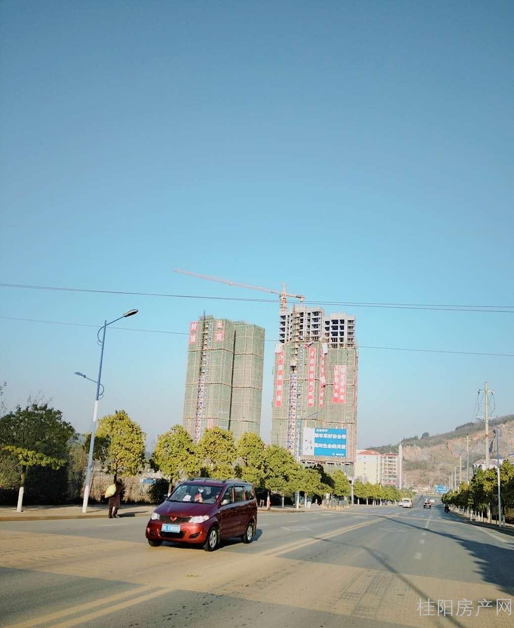 城北核心 学府红盘
